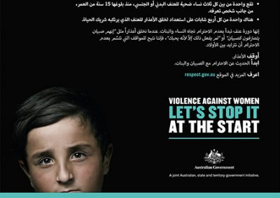 National Domestic Violence Campaign